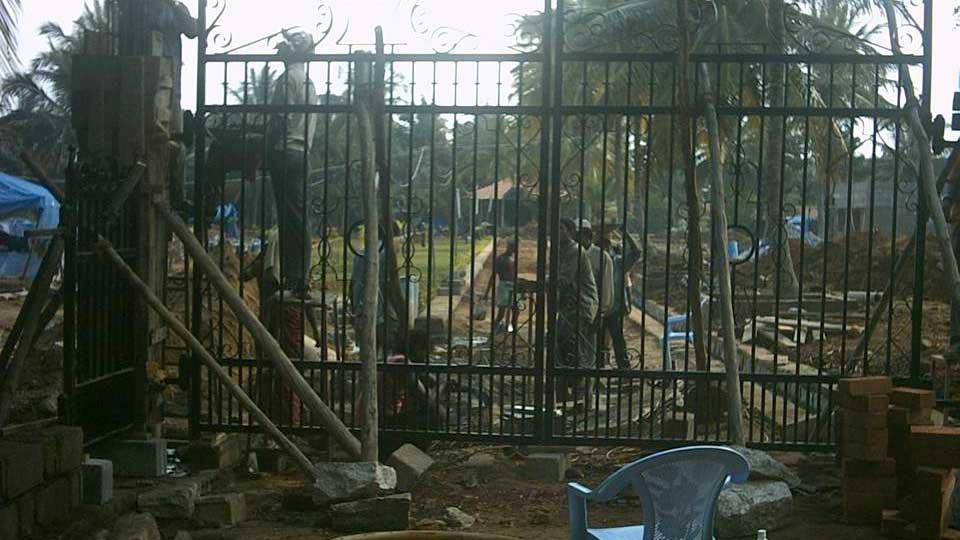 Gate Fixing
