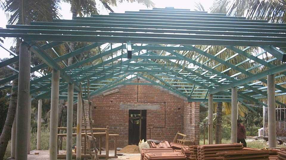 Roof Truss Work