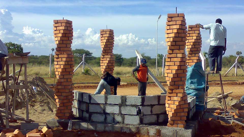 Twisted Pillars